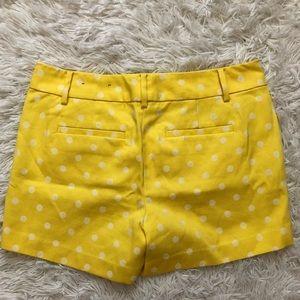 Ann Taylor Shorts - yellow short from ANN TAYLOR 💕